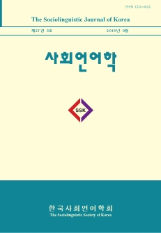 Changing Internet Language Features Among the Korean Scholarly Group