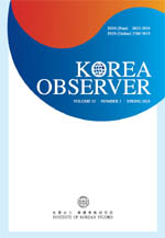 From Collective Action to Impeachment: Political Opportunities of the Candlelight Protests in South Korea