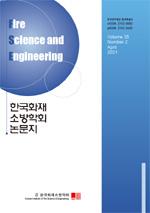 들깻묵의 자연발화 및 활성화 에너지를 통한 위험성 평가에 관한 연구